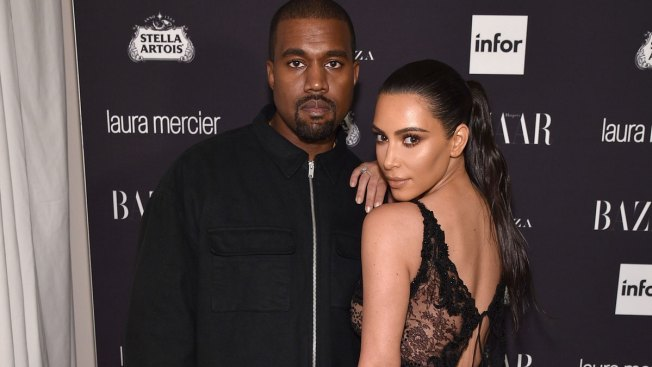 Kanye West and Kim Kardashian Announce Birth of Third Child