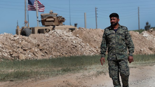 For Kurds, US Pull-Back Feels Like Being Abandoned Once More