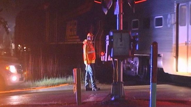 Person Struck, Killed by Freight Train