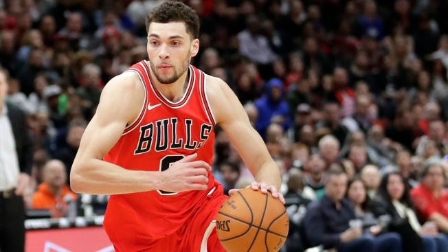 Report: Zach LaVine Signs Offer Sheet, but Bulls to Match