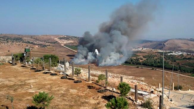 Israel, Hezbollah Engage in Brief, Intense Fighting