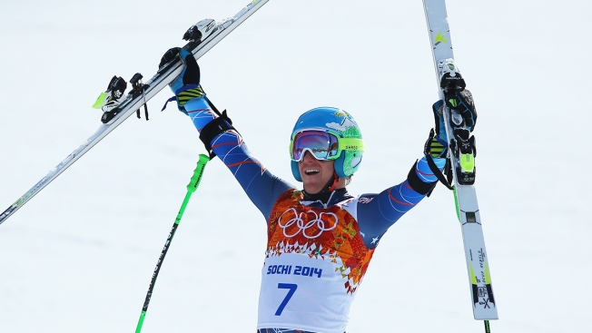 Ted Ligety Wins America's First Men's Giant Slalom Gold