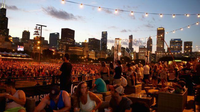 Lollapalooza Announces Over 35 Food Vendors