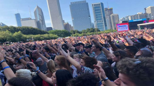 4-Day Lolla Passes Go on Sale Tuesday