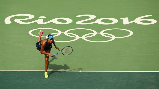 Illinois' Madison Keys Advances to Singles Semifinals