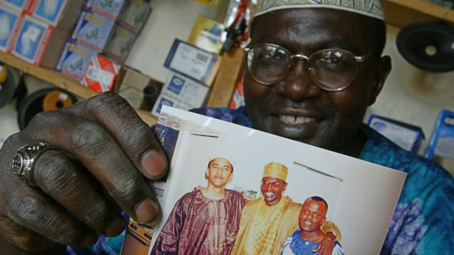 Obama's Kenyan Half-Brother: I Support Donald Trump