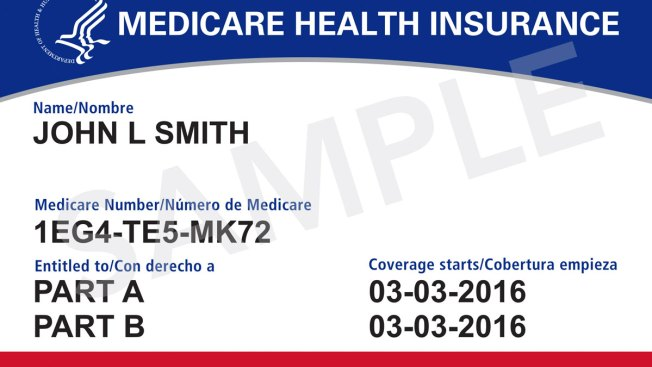 Medicare Cards Being Remade to Protect Seniors