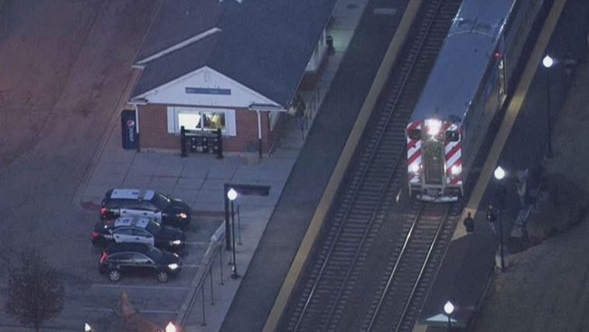 Metra Delayed in NW Suburbs After Person Hit by Train in Cary