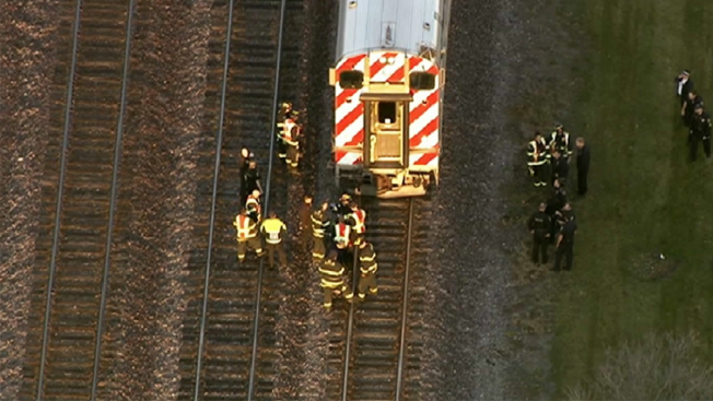 Metra Trains Delayed After Person Hit in NW Suburban Mount Prospect