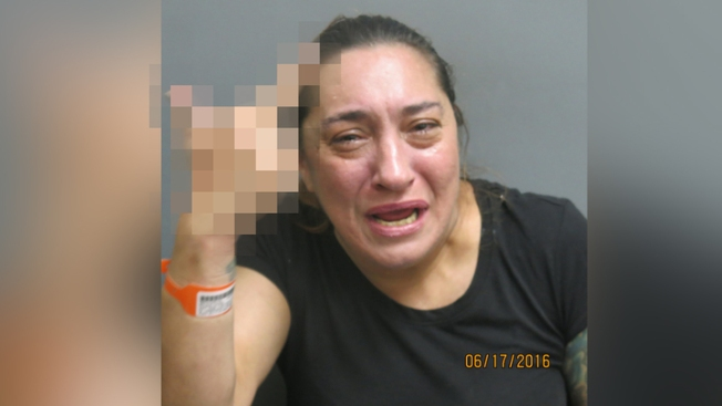 Suburban Woman Swears, Spits, Vomits, Name Drops During Drunk Driving Arrest
