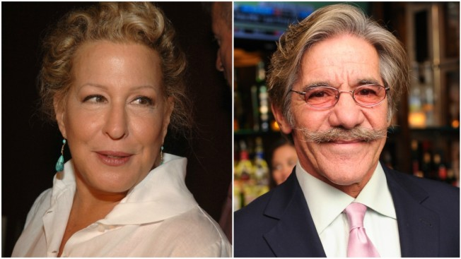 Geraldo Rivera apologizes for tweets about abuse