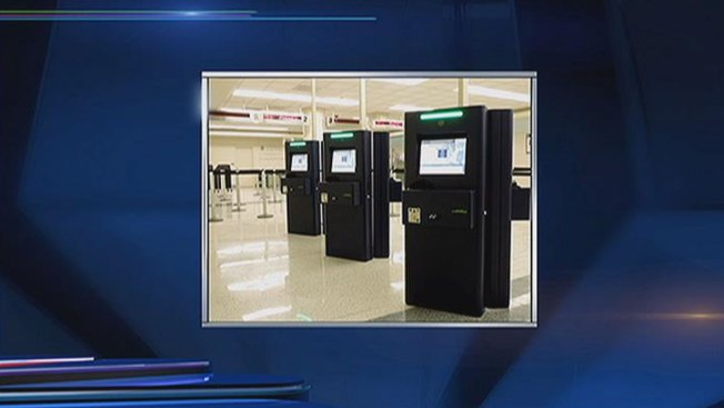 Midway Gets Self-Service Passport Kiosks