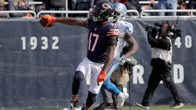 Anthony Miller Delivers Message to Bears Fans in Epic Hype Video