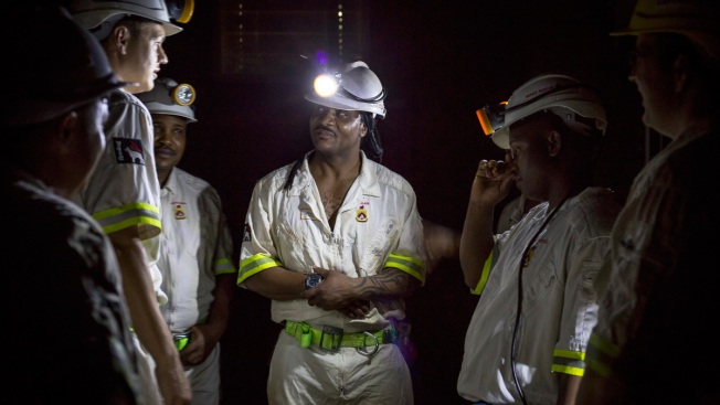 Over 900 Gold Miners in South Africa Rescued After Night Underground
