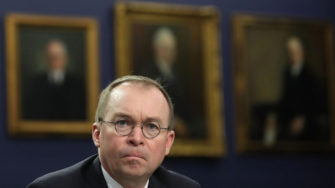 Mulvaney After New Zealand Massacre: Trump 'Not a White Supremacist'