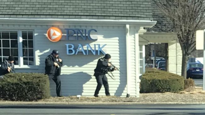 PNC Bank Branch Robbed in Naperville