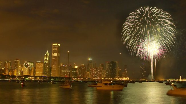 Navy Pier to Celebrate Shakespeare's Birthday With Fireworks Display