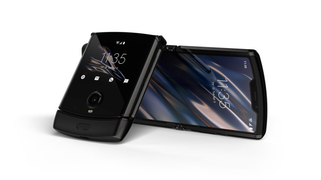 Motorola Just Brought Back the Famous Razr With a Display That Folds in Half, But it Costs $1,500