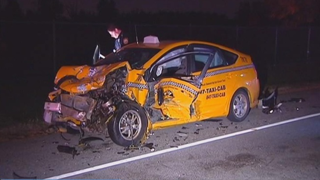 3 Hospitalized in 6-Car Pileup in Niles