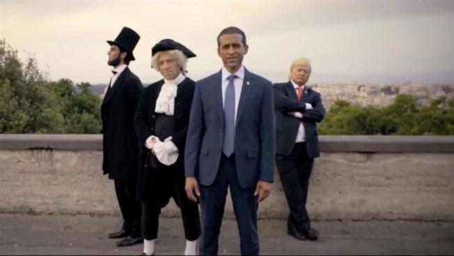 Alitalia Apologizes for Ad Using Actor in Blackface to Portray Barack Obama