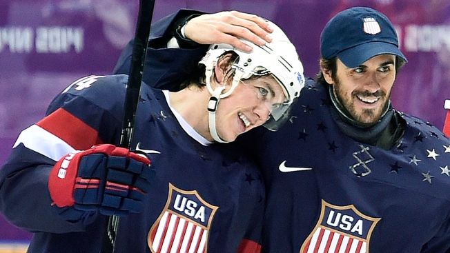 Who Could Team USA Face in Men's Hockey Quarterfinals?