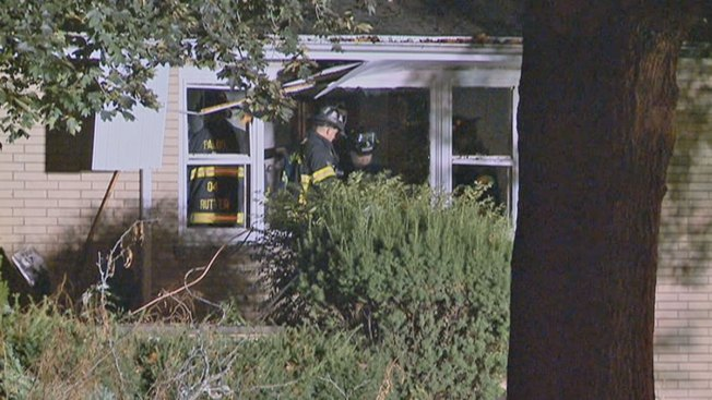 3 Firefighters Injured Battling Palos Park Fire