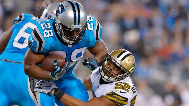 Panthers beat Saints 23-20 in game marred by injuries