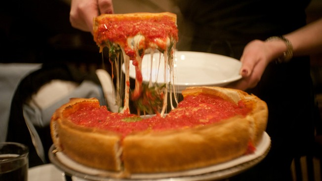 Deep Stuff: Chicago Will be Site of US Pizza Museum