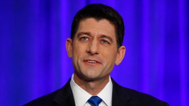Speaker Ryan on Trump's win: He earned mandate