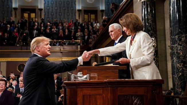 Trump Plans Rally, Pelosi Seeks Deal as Wall Deadline Nears
