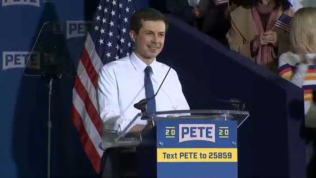 Indiana's Mayor Pete Buttigieg Announces 2020 Presidential Run