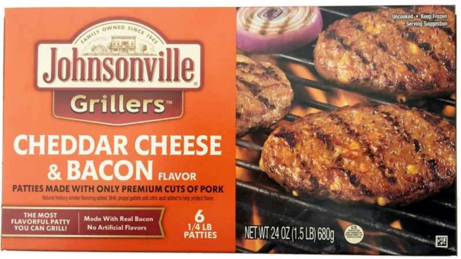 Johnsonville Recalls Ground Pork Over Possible Contamination