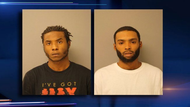 Pair Charged With Robbing Priest