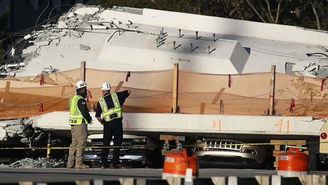Multiple Factors May Have Caused Bridge to Fall, Experts Say