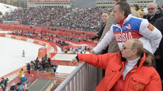Entire Russian Team Banned From Competing in Rio Paralympics