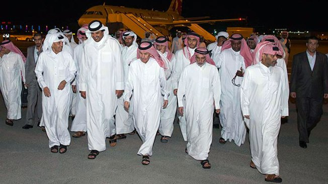 26 Hostages, Including Qatar Royals, Freed in Bargain