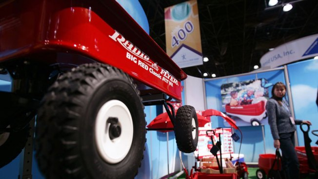 Radio Flyer Pulls Through Tough Economy