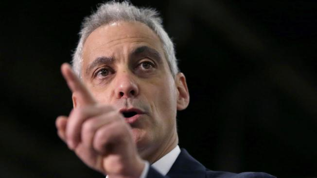 "Committee: Activists ""Clearly Staged"" Mental Health Spar With Emanuel"
