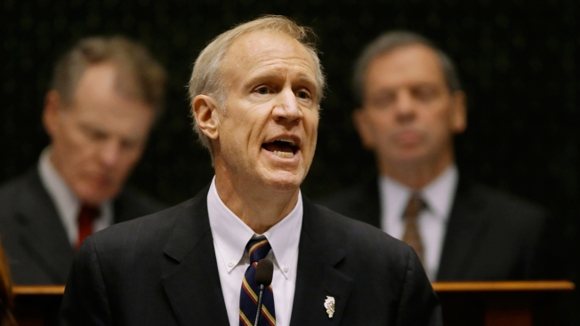 Rauner Urges Leaders to Come Together to End Budget Impasse