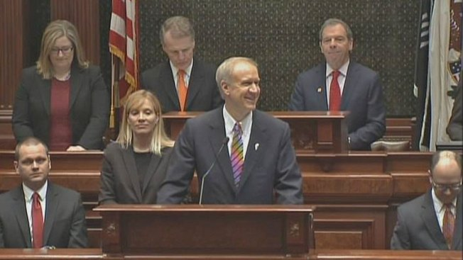 Pols React to Rauner's State of the State Address