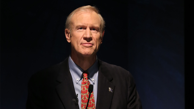 Rauner Once Again Attempting to Sell Thompson Center: Report