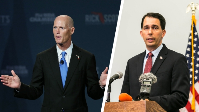 GOP Governors Gather Amid Push for 'Disruptive Change'