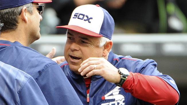Rick Renteria Signed Contract Extension With White Sox, but Team Told No One