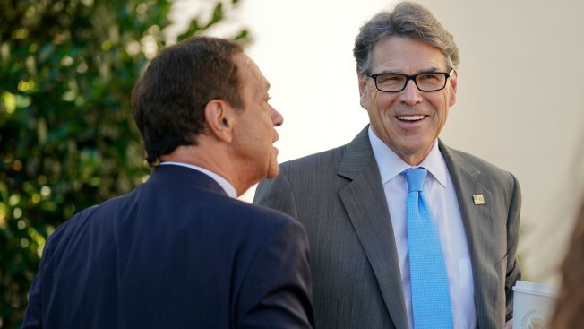 Rick Perry Duped by Russian Duo Impersonating Ukraine Leader
