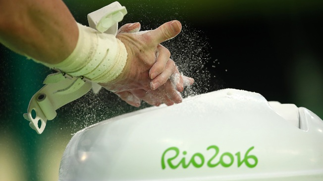 Butt Spray, Chalk and Jell-O Improve Olympic Athletic Performance