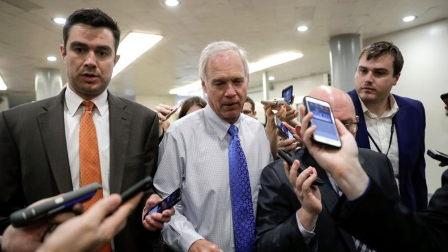 Four conservative senators say no - for now - to Republican group's Obamacare revamp