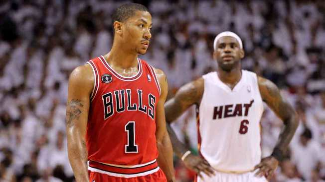 Reinsdorf Denies Tension With Derrick Rose's Camp