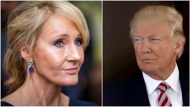 Rowling Apologizes for Claiming Trump Ignored Disabled Boy