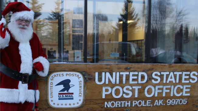 Santa Claus Is Running for City Council in North Pole