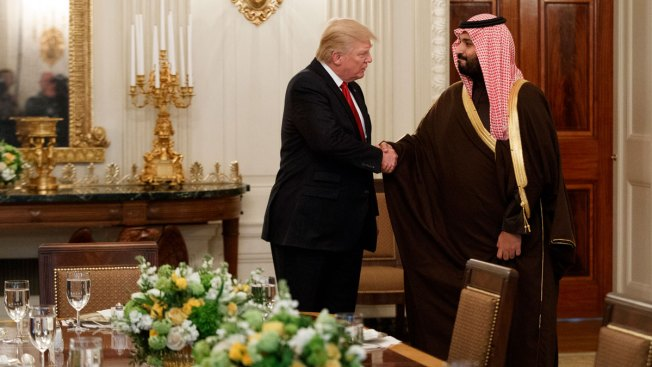 Saudi Arabia Working to Dazzle Trump in Busy Overseas Visit